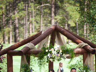 Stephanie and Joseph's Wedding in Mancos, Colorado 13