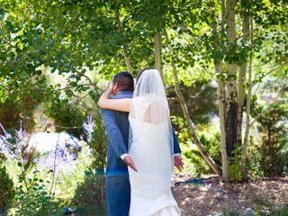 Stephanie and Joseph's Wedding in Mancos, Colorado 9