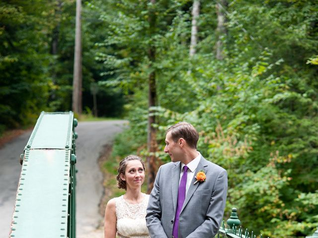 Ashley and Tim's Wedding in Jackson, New Hampshire 2