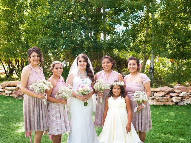 Stephanie and Joseph's Wedding in Mancos, Colorado 2