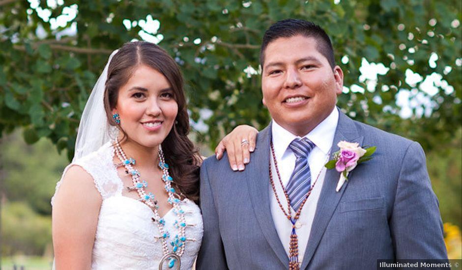 Stephanie and Joseph's Wedding in Mancos, Colorado