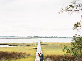 Cara and Grant's Wedding in Emerald Isle, North Carolina 24