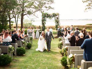 Cara and Grant's Wedding in Emerald Isle, North Carolina 15