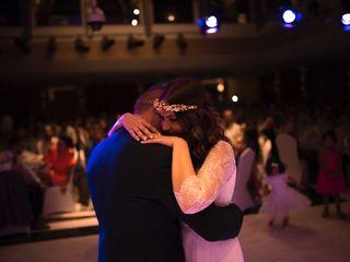 The wedding of Dimitris and Marina
