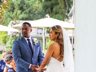 The wedding of Micah  and Marcela  1