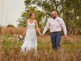 The wedding of Stephanie and Taaffe