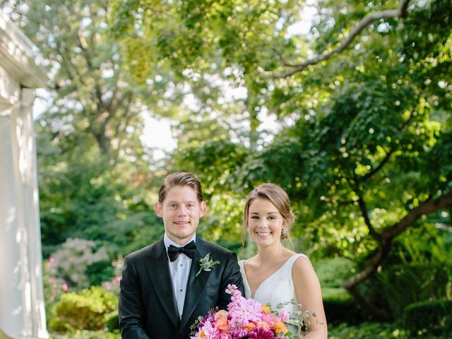 Eddie and Claire's Wedding in White Plains, New York 10