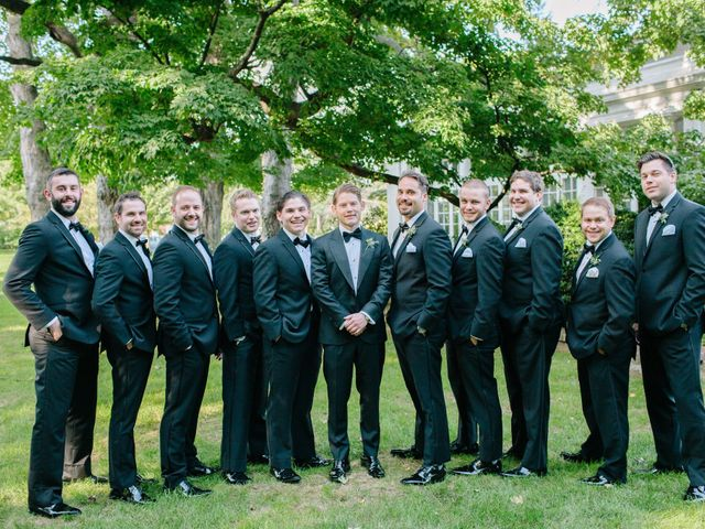 Eddie and Claire's Wedding in White Plains, New York 2