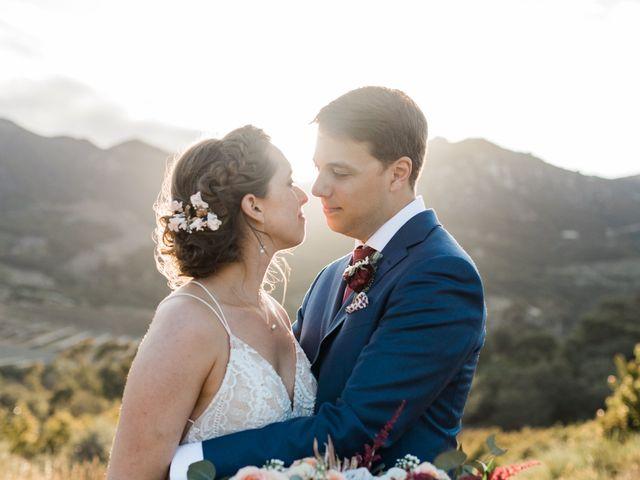 The wedding of Laurel and Robert