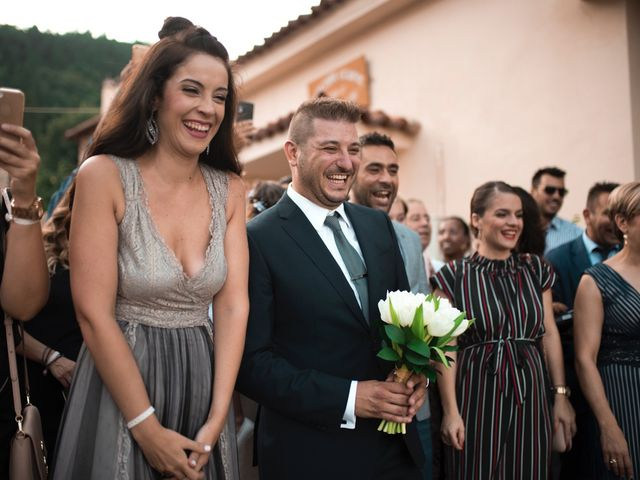 Marina and Dimitris's Wedding in North Greece, New York 2