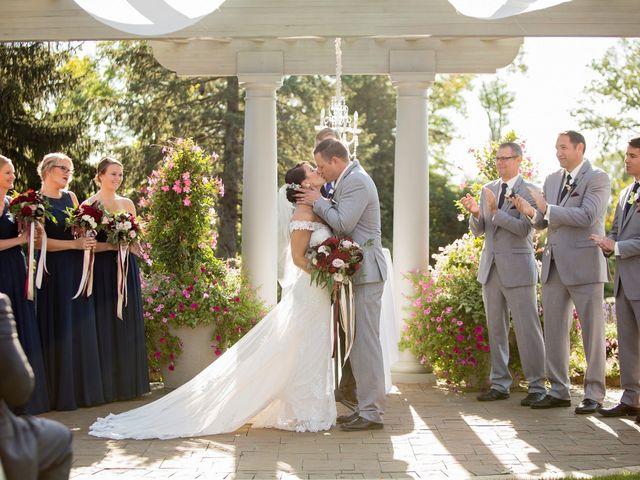 Kurt and Carole's Wedding in Eden Prairie, Minnesota 1