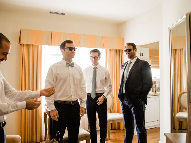 Peter and Sarah's Wedding in San Diego, California 6