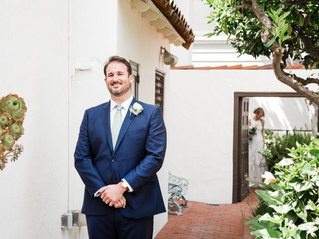 Peter and Sarah's Wedding in San Diego, California 22