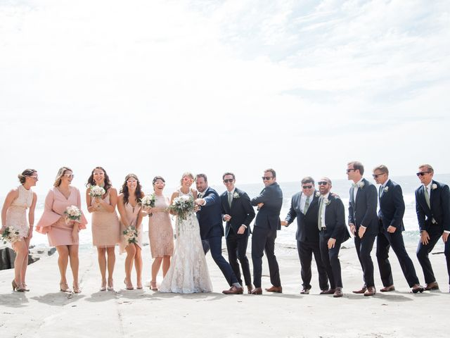 Peter and Sarah's Wedding in San Diego, California 25