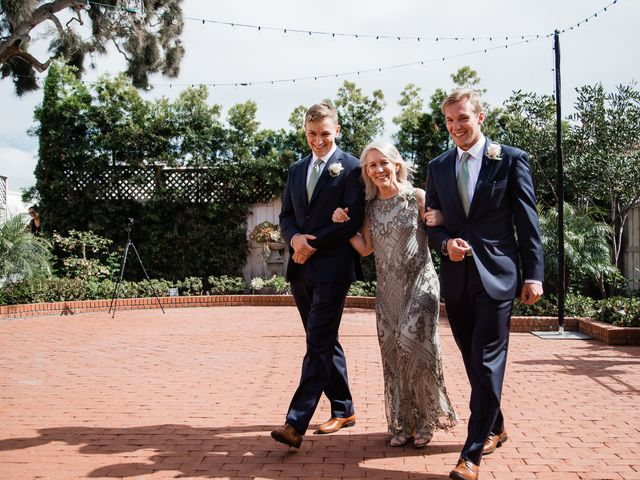 Peter and Sarah's Wedding in San Diego, California 32