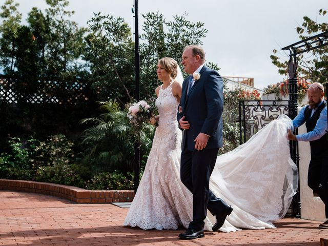 Peter and Sarah's Wedding in San Diego, California 34