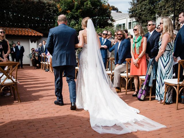 Peter and Sarah's Wedding in San Diego, California 35