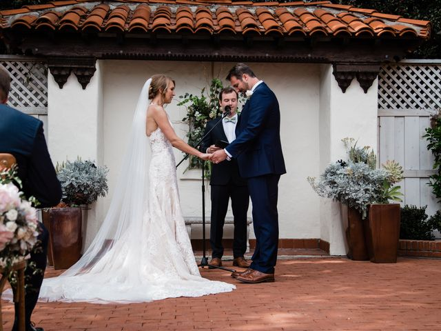 Peter and Sarah's Wedding in San Diego, California 37