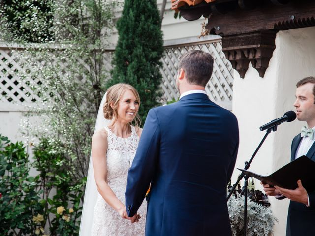 Peter and Sarah's Wedding in San Diego, California 38
