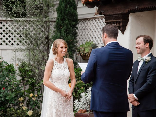 Peter and Sarah's Wedding in San Diego, California 39