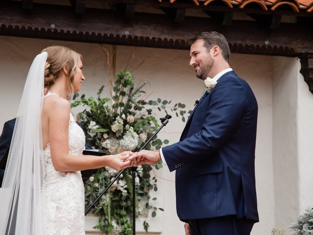 Peter and Sarah's Wedding in San Diego, California 42