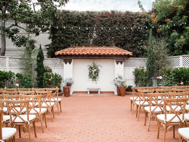 Peter and Sarah's Wedding in San Diego, California 44
