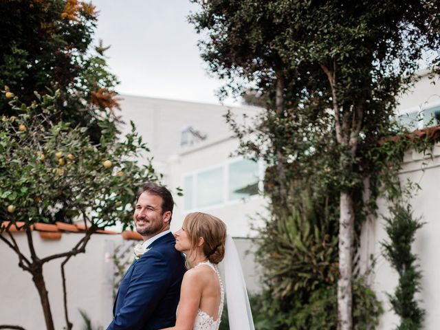 Peter and Sarah's Wedding in San Diego, California 50