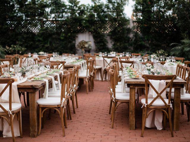 Peter and Sarah's Wedding in San Diego, California 51