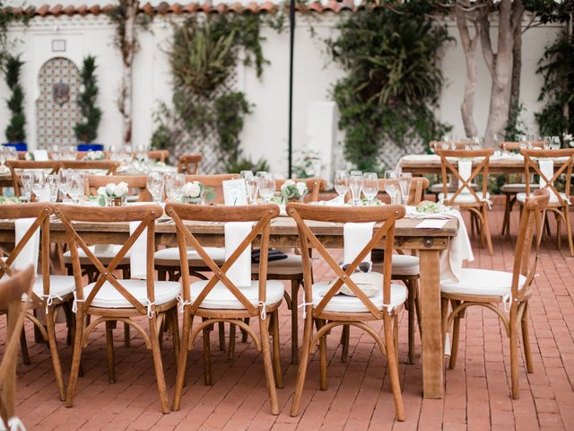 Peter and Sarah's Wedding in San Diego, California 52