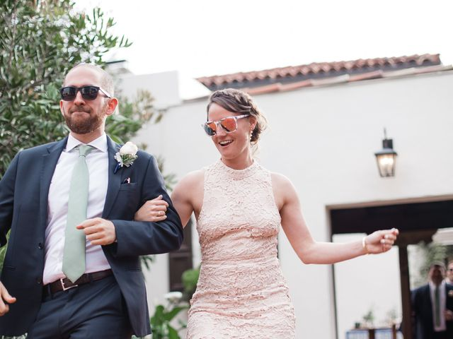 Peter and Sarah's Wedding in San Diego, California 57