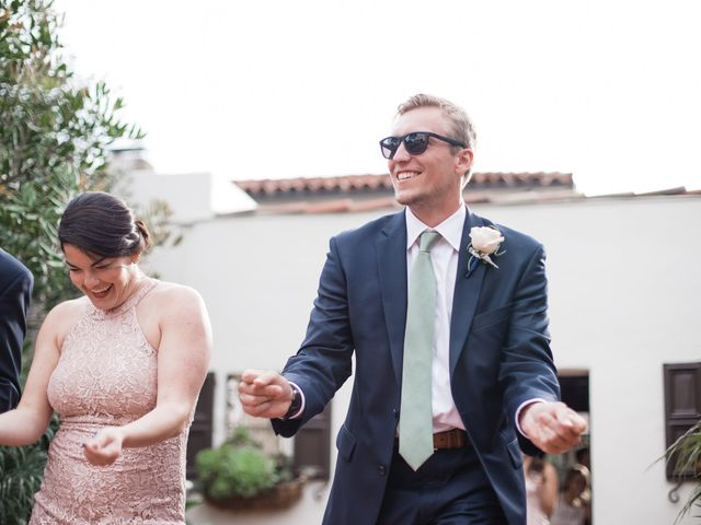 Peter and Sarah's Wedding in San Diego, California 58