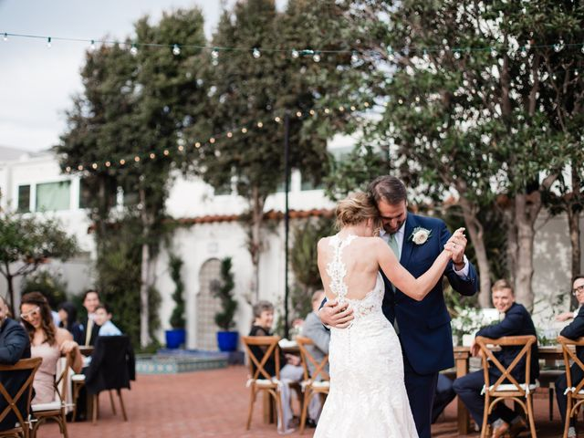 Peter and Sarah's Wedding in San Diego, California 60