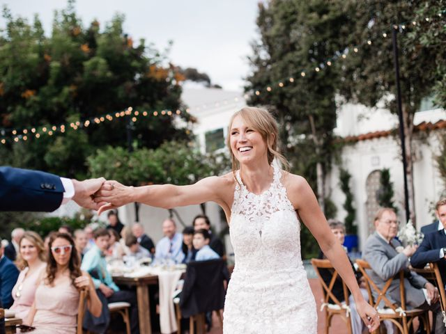 Peter and Sarah's Wedding in San Diego, California 61