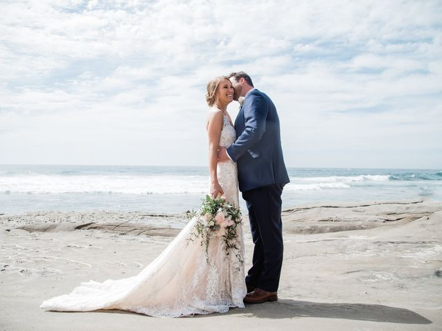 The wedding of Sarah and Peter