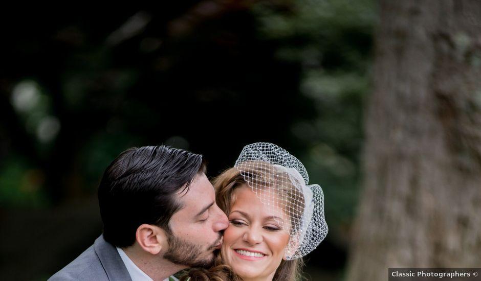 Matthew and Kelly's Wedding in Saint James, New York