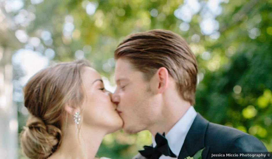 Eddie and Claire's Wedding in White Plains, New York