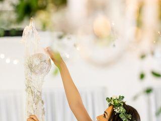 The wedding of Adel and Brock 2