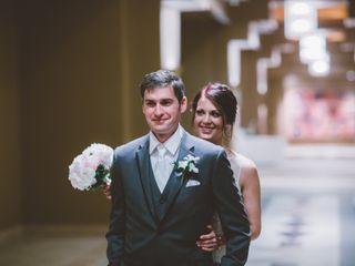 Kristin and David's Wedding in Santa Fe, New Mexico 10