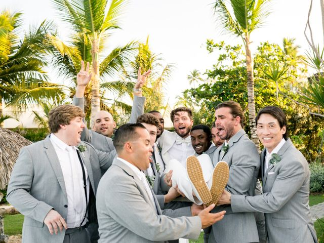 Brock and Adel's Wedding in Punta Cana, Dominican Republic 33