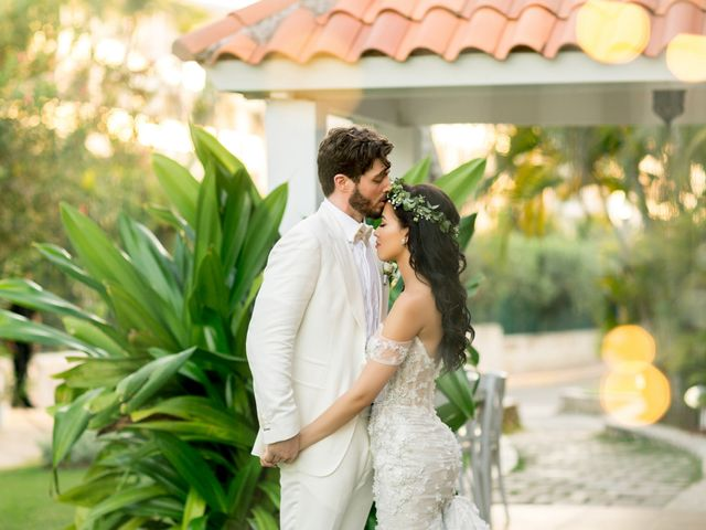 Brock and Adel's Wedding in Punta Cana, Dominican Republic 57