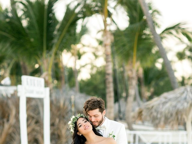 Brock and Adel's Wedding in Punta Cana, Dominican Republic 53