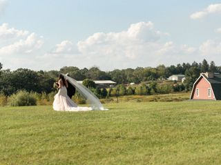 The wedding of Katie and Ismail