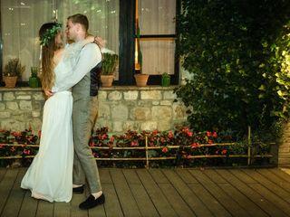 The wedding of Sunna and Bjarni