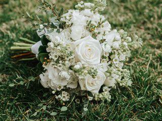 The wedding of Brianna and Demetrik 1