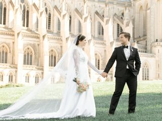 The wedding of Mary and Dominic