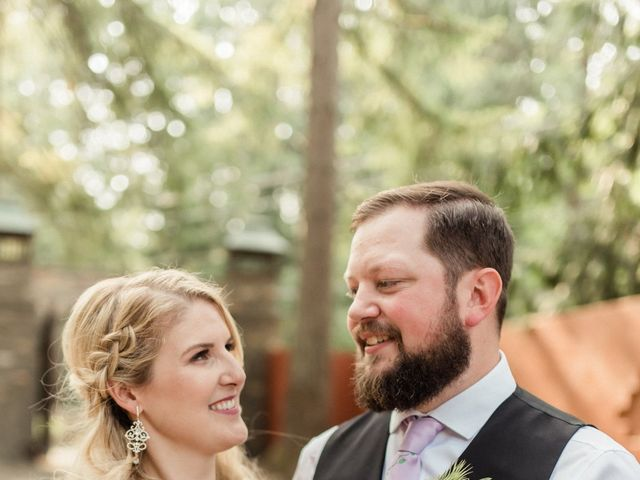 Spencer and Christie's Wedding in Issaquah, Washington 1