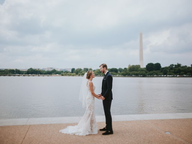The wedding of Janelle and Ryan