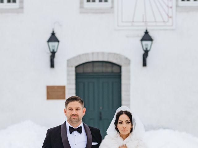 Jason and Melissa's Wedding in Cranford, New Jersey 11