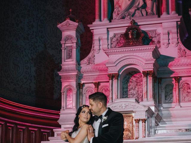 Jason and Melissa's Wedding in Cranford, New Jersey 15