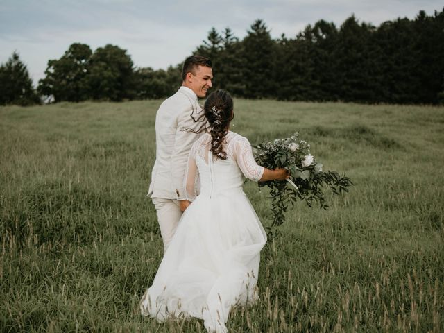 Anna and Zach's Wedding in Lancaster, Pennsylvania 21
